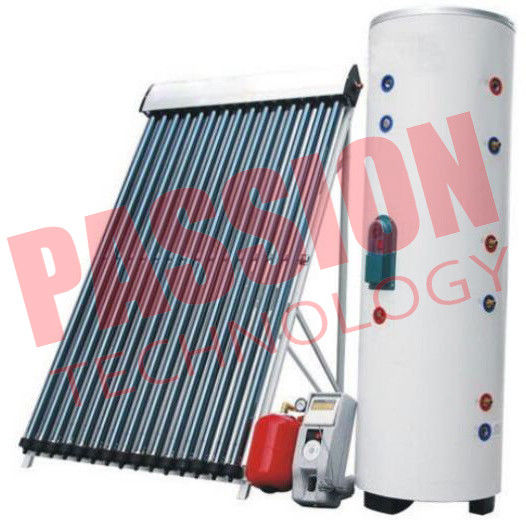 CE Approved Residential Solar Water Heater , Solar Split System Easy Operation